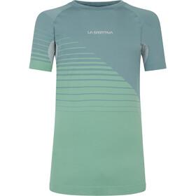 La Sportiva Complex Camiseta Hombre, Azul petróleo